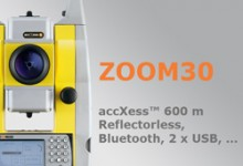 Geomax Total Station Zoom30 Series