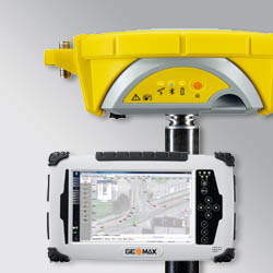 GeoMax Differential GPS Zenith30 India