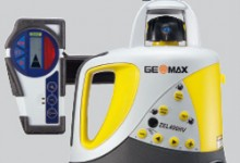 GeoMax Laser Rotator ZEL400 Series