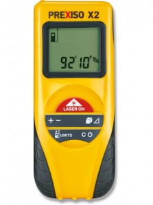 Leica Prexiso X2 Laser Distance Meter