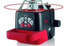 Leica Roteo 35 WMR Rotating Laser Level