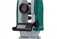 Sokkia Digital Theodolite DT-x40, DT x40L