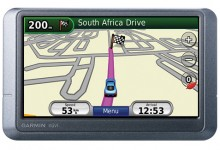 Garmin Nuvi 215 Car Navigator