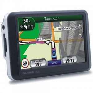 Garmin Car Navigation System Nuvi 715