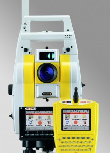 Geomax Zoom 80 Total Station Series India