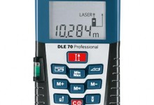 Bosch DLE 70 Professional Laser Distance Meter