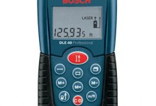 Bosch DLE 40 Professional Laser Distance Meter