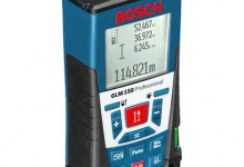 Bosch GLM-150 Professional Laser Distance Meter