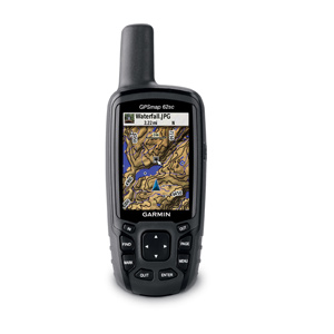 Garmin GPSMAP-62sc Mapping Handheld GPS