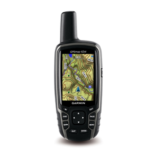 Garmin GPSMAP 62st Mapping Handheld GPS