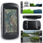 Garmin Montana 650 Color Touchscreen Mapping GPS