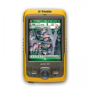 Trimble Juno SD Mapping GIS Handheld GPS Data Collector