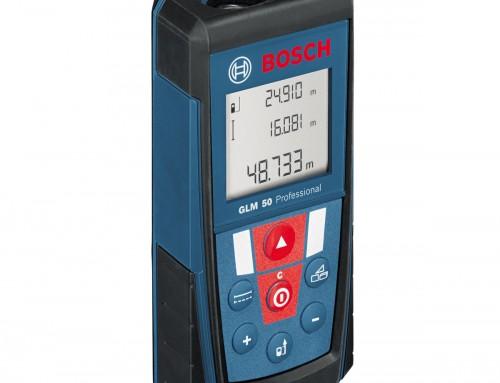 Bosch GLM 50 Professional Laser Rangefinder