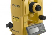 Topcon DT-200 Series Digital Theodolite