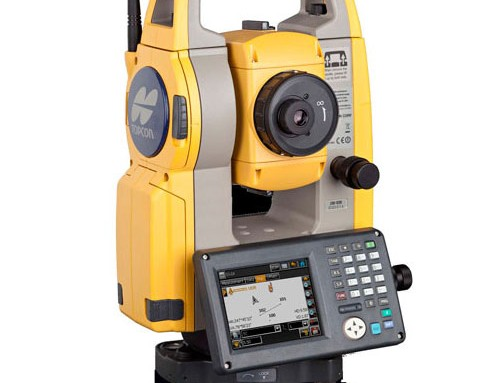 Topcon OS 100 Series Total Station