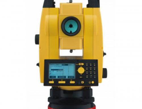 Leica Builder 502 Total Station