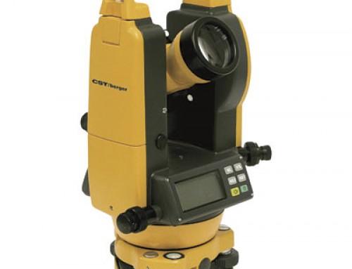Bosch CST-berger DGT-10 Digital Theodolite