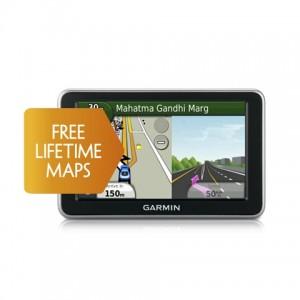 Garmin Nuvi-2465LM Navigation GPS