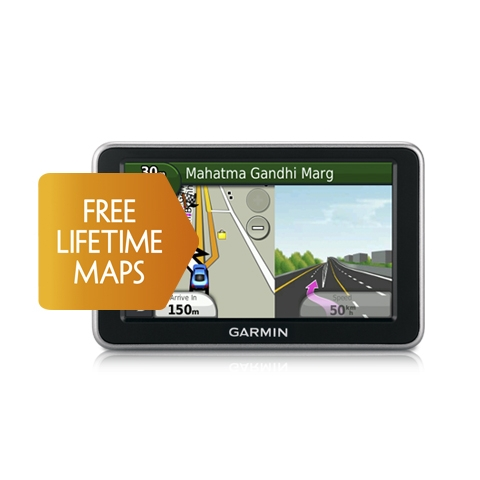 Garmin Nuvi 2465lm Car Navigator on best buy gps nuvi garmin