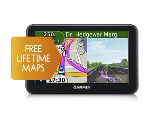 Garmin Nuvi 42LM (India) Car Navigator