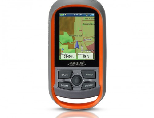 Magellan eXplorist 310 with World Edition Map