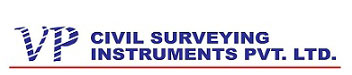 VP Civil Surveying Instruments Pvt. Ltd. Retina Logo