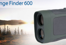 Hawke LRF-600 Model RF5600 Laser Rangefinder