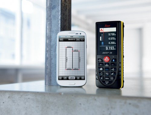 Leica DISTO™ Apps bring the office to the construction site