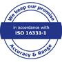 Leica Disto D510 ISO Logo
