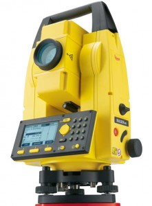 Leica Total Station 405 Builder Series
