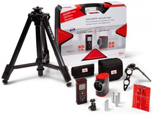 Leica Disto and Lino Package