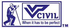 VP Civil Technologies Pvt. Ltd. Logo
