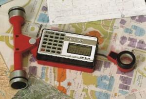 Sokkia Digital Planimeter