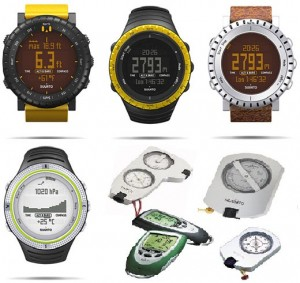 Suunto Sports Watches, Compasses, Clinometers & Altimeter India