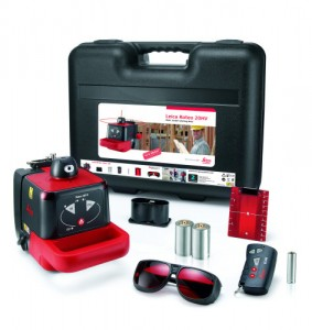 Leica Roteo 20HV Delivery Package India