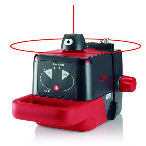 Rotary Laser Leveler Leica Roteo 20HV