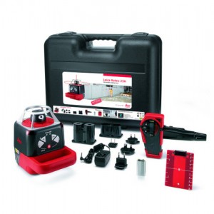 Leica Roteo 25H Delivery Package India