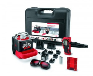 Leica Roteo 35 Delivery Package India
