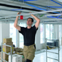 Leica Roteo 20HV Installing Ceilings India