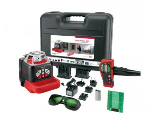 Leica Roteo 35G Delivery Package India