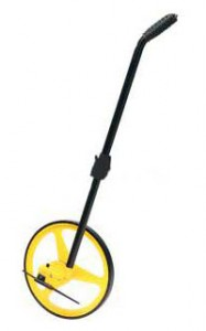 Stanley MW40M Measuring Wheel Rodo Meter