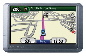 Garmin Car Navigator Nuvi 215 India