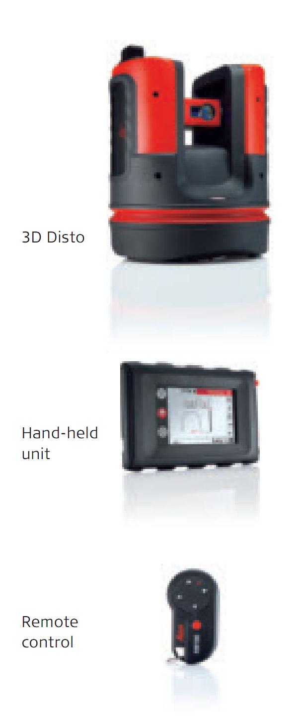 Leica 3D Disto has all this