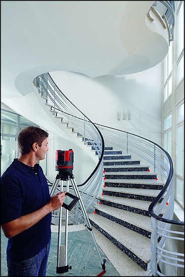 Leica 3d Disto Laser Measurement System India