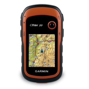 Garmin eTrex 10 Latest Mapping Handheld GPS