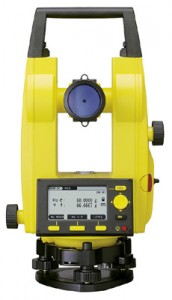 Leica Electronic Theodolite Builder-106