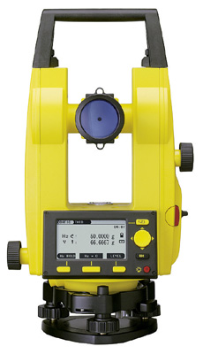 Leica Electronic Theodolite Builder-109