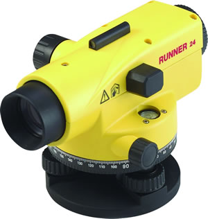 Leica Runner-20 Levelling Instruments