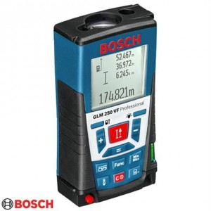 Laser Distance Meter Bosch GLM-250VF India