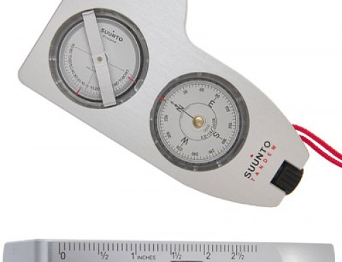 Suunto Tandem Clinometer with Precision Compass